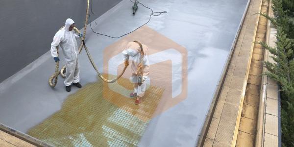 yüzme havuzu su yalıtımı uygulaması