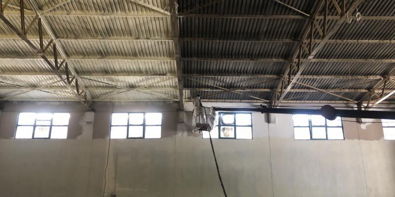 trapez sac ısı izolasyonu